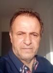 Boualem Mehdi, 57  , Algiers