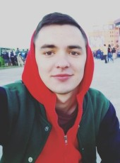 Black_To_Red, 22, Poland, Warsaw