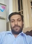 Kamran Hussain, 43, Peshawar