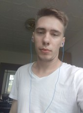 Dmitriy , 21, Russia, Saint Petersburg