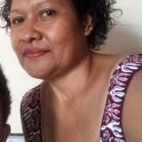 evie white ros, 47  , Port Moresby