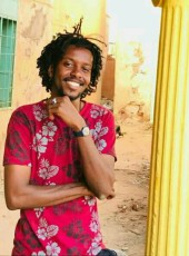 Yousif, 26, Sudan, Khartoum