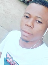 Austin Chigozie, 28, Nigeria, Lagos