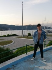 yusuf, 18, Turkey, Istanbul