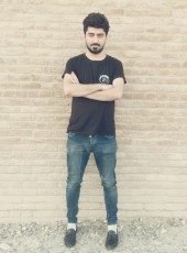 rebin, 24, Iraq, Ruwandiz