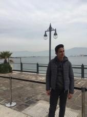Faruk Yelmer, 20, Turkey, Istanbul