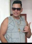 Osias Felipe , 40, Sao Paulo