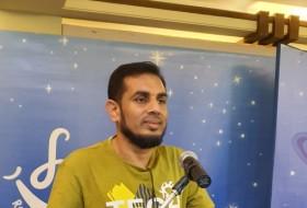 Zahangir Alom, 41 - Just Me