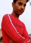 Abhinav singh, 18  , Sahaspur