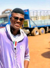 Félix, 28, Togo, Lome