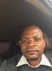 alfredo cesar, 45, Angola, Luanda