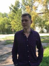 Raberto , 28, Russia, Novosibirsk