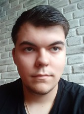 Andrey, 21, Russia, Moscow