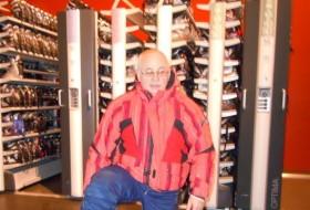 Andrey Begunko, 59 - Just Me