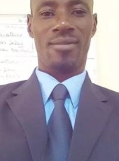 Ali Bachard, 39, Niger, Niamey