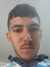 Fatih, 18, Turkey, Istanbul