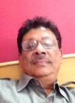 A Kader, 62 года, Kanpur