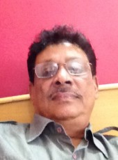 A Kader, 65, India, Kanpur