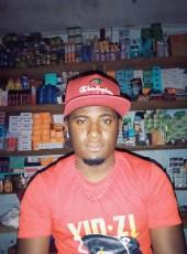 Sall, 27, Sierra Leone, Kabala