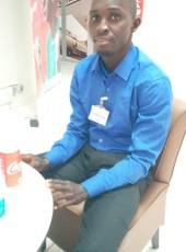 Bah Diouma , 25, Guinea, Conakry
