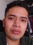 Luis, 21  , Santiago Teyahualco