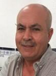 Antonio, 58 лет, Valencia