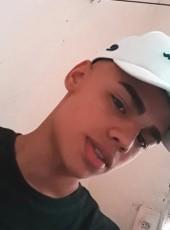 Douglas, 18, Brazil, Aparecida de Goiania