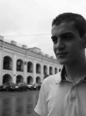 Анас, 22, Россия, Санкт-Петербург