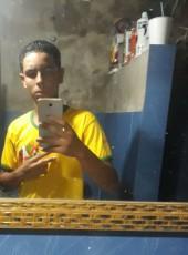 Thiago , 19, Brazil, Niteroi