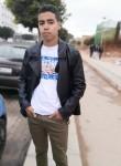 Achraf eljarfaâr, 18  , Rabat