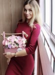Yuliya , 28, Moscow