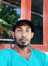 Shaheed, 37, Maldives, Male