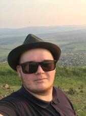 Ivan, 21, Russia, Bratsk