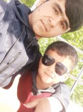AZAMAD NAZAROV, 20, Tajikistan, Kulob