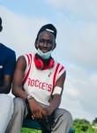 Djibril , 19  , Grand Dakar