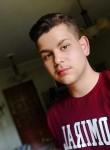 Gregory , 21  , Dhafni