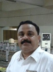Vinod Kumar, 57, India, Murwara