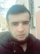 aziz, 24, Russia, Moscow