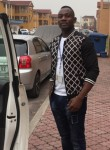 McAdams, 33  , Kinshasa