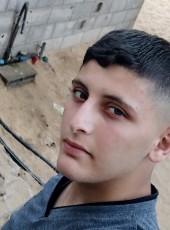 محمد موسى, 18, Palestine, Khan Yunis