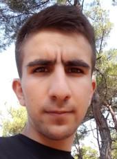 Fatih, 19, Turkey, Izmir