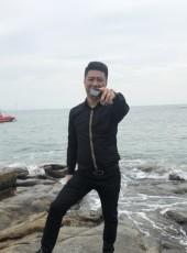 波仔, 35, China, Xi an