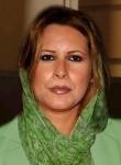 Aisha Gaddafi, 42  , Volokolamsk