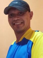 Marcio Rodrigues, 41, Brazil, Barueri