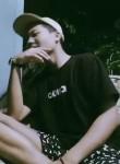 Ikbal, 18, Jakarta