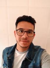 Juan Manuel, 25, Spain, Sevilla