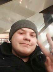 Sergey, 23, Russia, Omsk