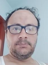 Vert , 44, Tunisia, Hammam-Lif
