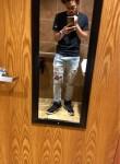 Zay, 21, Wichita Falls
