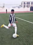 Snouci Mouaz, 20  , Tiaret